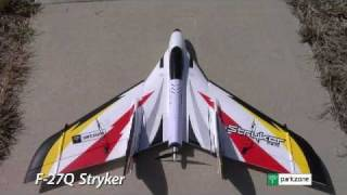 Parkzone F-27Q Stryker High Performance Rc Airplane