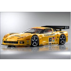 KYOSHO 1:8 GP INFERNO GT2 RACE SPEC CORVETTE, нитро, 31833B