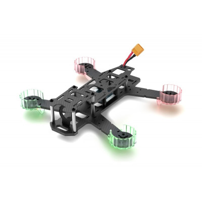 FX180 Frame with Power Board and LED Lights