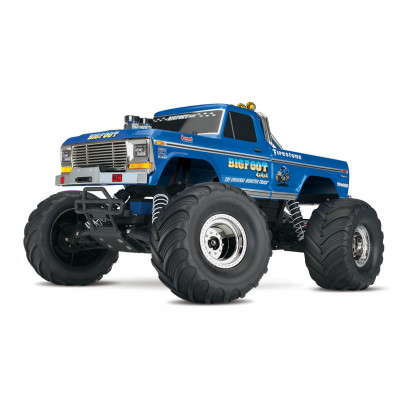BIGFOOT No. 1 1/10 2WD TQ Fast Charger