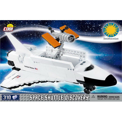 Конструктор COBI SPACE  SHUTTLE  DISCOVERY