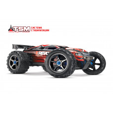 Модель Traxxas E-Revo 4WD Brushless TQi Fast Charger TSM (w/o Battery and Charger) 1:10